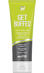 Get Buffed® Pre-Tan Body Scrub